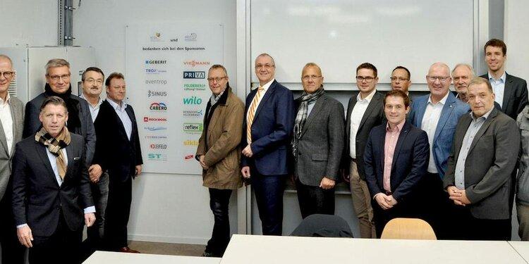 Servicemonteur BTGA -Weiterbildungszentrum  eröffnet