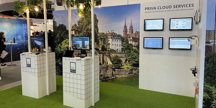 Swissbau – Priva Messe Jahr startet in Basel