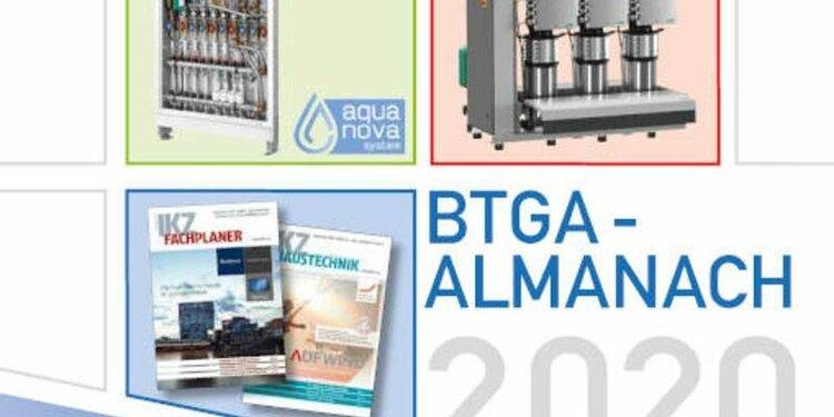 BTGA-Almanach 2020 –  Priva ist dabei