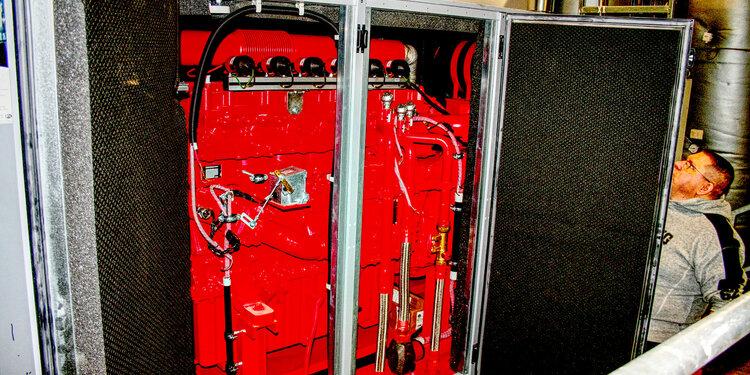 Zukunftssicher durch Kraft-Wärme-Kopplung