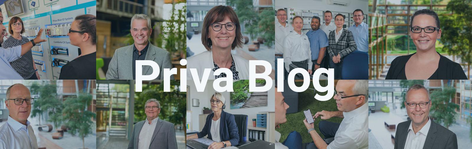 PRIVA Inside Blog
